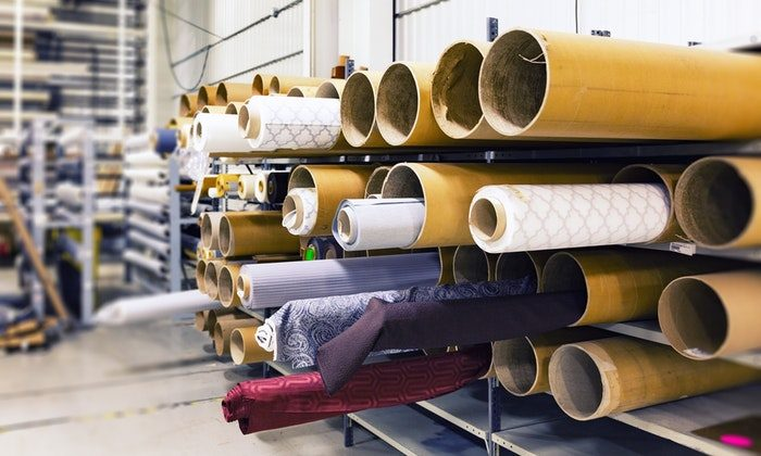 Textiles made in spain